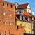 Varsó · óváros · házak · Lengyelország · templom · utazás - stock fotó © rognar