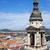 basílica · sino · torre · Budapeste · cidade · acima - foto stock © rognar