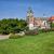 katedrális · királyi · kastély · Krakkó · Lengyelország · égbolt - stock fotó © rognar