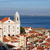 city of lisbon alfama district in portugal stock photo © rognar