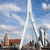 brug · rotterdam · hangbrug · stad · Nederland · gebouw - stockfoto © rognar