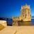 Lissabon · Portugal · mooie · betegelde · daken - stockfoto © rognar