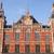 Amsterdam · treinstation · nacht · stad · reizen · geschiedenis - stockfoto © rognar