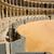 aréna · kinyitott · kilátás · auditórium · egy · híres - stock fotó © rognar