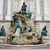 matthias fountain in budapest stock photo © rognar