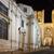 porta · Lisszabon · katedrális · éjszaka · Portugália · fő- - stock fotó © rognar