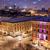 daire · binalar · gece · şehir · duvar · ev - stok fotoğraf © rognar