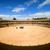 pierścień · Hiszpania · słynny · arena · lata · piasku - zdjęcia stock © rognar
