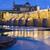 roman bridge on guadalquivir river at dawn stock photo © rognar