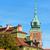 старый · город · Варшава · укрепление · Польша · стены - Сток-фото © rognar