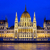 Budapest Parliament at Evening stock photo © rognar