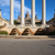 művészet · múzeum · Barcelona · épület · Európa · oszlopok - stock fotó © rognar