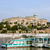 buda castle and boats on danube river stock photo © rognar