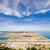 ジブラルタル · 空港 · 滑走路 · ラ · 町 · スペイン - ストックフォト © rognar