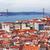 25 · híd · folyó · kilátás · Lisszabon · Portugália - stock fotó © rognar