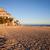 strand · kasteel · resort · stad · Lissabon · Portugal - stockfoto © rognar