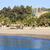 tengerpart · argentín · part · üres · villa · nyár - stock fotó © rognar