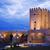 calahorra tower and roman bridge in cordoba stock photo © rognar