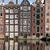 evler · Amsterdam · su · şehir - stok fotoğraf © rognar