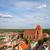 city of torun in poland stock photo © rognar