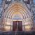Barcelona · katedrális · este · gótikus · negyed · város - stock fotó © rognar
