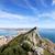 gibraltar · Rock · au-dessus · ville · panoramique · vue - photo stock © rognar