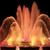魔法 · 噴水 · 光 · を見る · 1泊 · 有名な - ストックフォト © rognar
