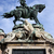 statue · prince · château · art · architecture · blanche - photo stock © rognar