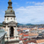 st stephens basilica bell tower in budapest stock photo © rognar