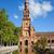 toren · vierkante · roeien · boten · kanaal · gebouw - stockfoto © rognar