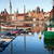 old town of gdansk skyline and marina stock photo © rognar