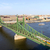 wolności · most · Budapeszt · Węgry · chmury · miasta - zdjęcia stock © rognar