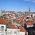skyline · Portugal · mooie · oude · binnenstad · schemering · wijn - stockfoto © rognar