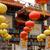 中国語 · 提灯 · カラフル · 紙 · 絞首刑 · 寺 - ストックフォト © Roka