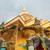 escultura · mitológico · guardião · palácio · Bangkok · Tailândia - foto stock © romitasromala