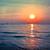 zonsondergang · west · strand · krabi · mooie · zee - stockfoto © romitasromala