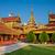 ロイヤル · 宮殿 · ミャンマー · 最後 · 芸術 · アジア - ストックフォト © romitasromala