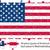 ABD · bayrak · 40 · parça · model - stok fotoğraf © ronfromyork