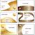 Six Bonze Business Cards stock photo © ronfromyork