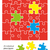 25 piece jigsaw stock photo © ronfromyork