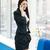 jonge · zakenvrouw · mobiele · business · vrouwelijke - stockfoto © rosipro
