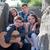 quatro · amigos · suv · guitarra · comunicação · sorridente - foto stock © rosipro