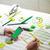 作業 · 金融 · スマートフォン · 空っぽ · 緑 - ストックフォト © RossHelen