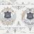 establecer · boda · banners · ornamento · ilustración - foto stock © roverto