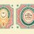barokk · kártyák · díszek · virágmintás · részletek · terv - stock fotó © roverto