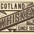 retro · whiskey · címke · vektor · papír · keret - stock fotó © roverto