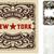 vector · edad · tarjeta · agrietado · textura · barroco - foto stock © roverto