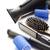 инструменты · ножницы · щетка · для · волос · блокировка · волос · изолированный - Сток-фото © rozbyshaka