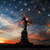 gün · özgürlük · dünya · heykel · bayrak · ABD - stok fotoğraf © rozbyshaka