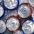 cans of drink on crushed ice stock photo © rtimages